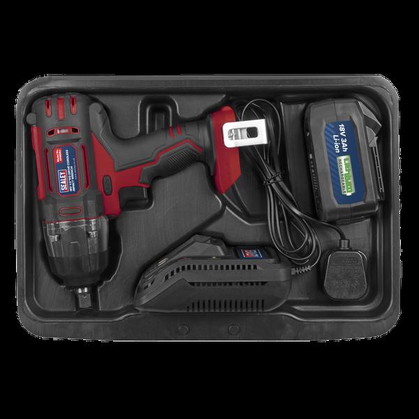 CP400LI IN CASE STRAIGHT DFC0335105