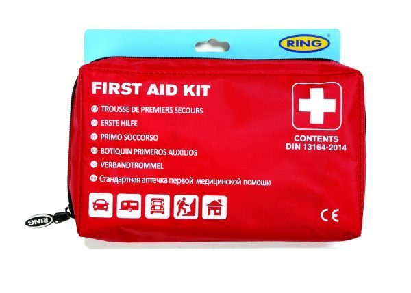 RCT 11 1st Aid Kit Front